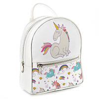Рюкзак 3D міський Unicorn (Єдиноріжки)