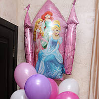 """Фольгированный шар """"Принцесса Замка"""", фото 1"""