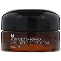 """Улиточный крем для век Mizon """"Snail Repair Eye Cream"""" против морщин (25 мл)"""
