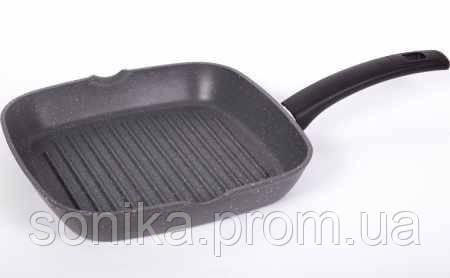 Cковорідка-гриль TАЛКо Веста-26*26см, граніт АD51260