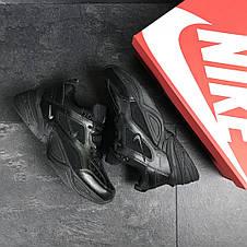 Мужские кроссовки Nike M2K Tekno,черные 43р, фото 3