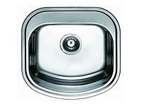 Мойка кухонная Haiba HB 49*47-satin 0.8 мм врезная