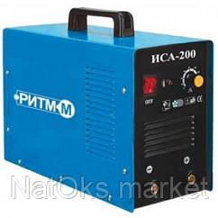 Инверторный сварочный аппарат РИТМ.М  ИСА 200