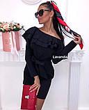 Платье женское с воланами, фото 5