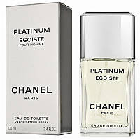 Туалетная вода для мужчин Chanel Egoiste Platinum (Шанель Эгоист Платинум), фото 1