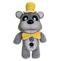 Мягкая игрушка Серый Фредди из игры Пять ночей с Фредди / Five Nights At Freddy's Gray Freddy Plush Toys, фото 1