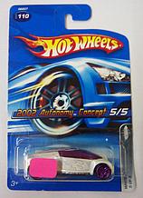 Машинка Hot Wheels 2005 2002 Autonomy Concept