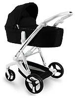 Дитяча універсальна коляска 2в1 Ibebe i-stop IS2 black ( АйБебе ай-стоп)