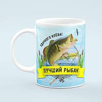 Чашка Лучший рыбак