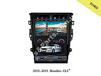 Штатная магнитола Tesla Style Ford Fusion 2013 - 2019