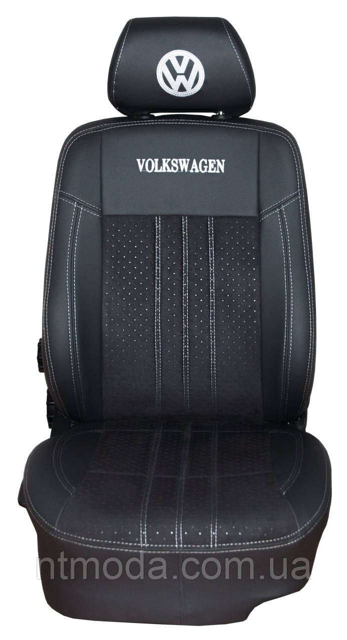 "VOLKSWAGEN Passat B5 (базовая) ""Нубук"" Модельные авточехлы MILLENNIUM"