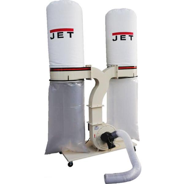 Стружкоотсос JET DC-2300 (380 В, Пылесос, Аспирация, Вытяжка, Система аспирации)
