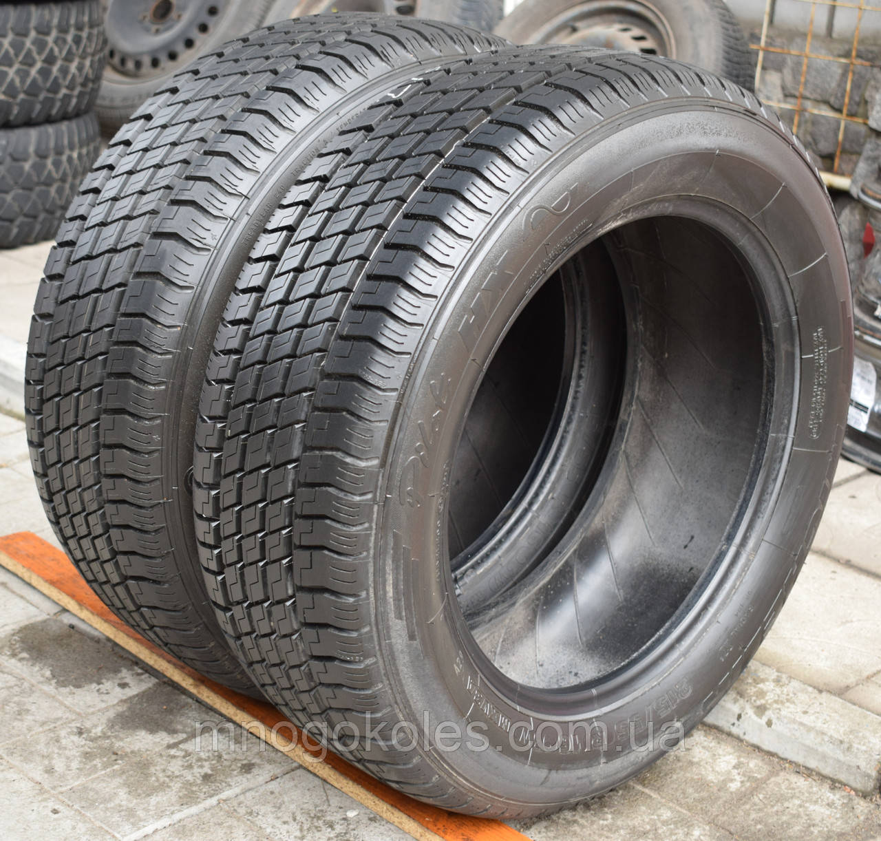 Шины б/у 215/55 R16 Michelin Pilot HX, ЛЕТО, 8 мм, пара