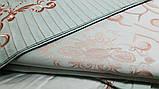 Постельное белье сатин-жаккард FSM509 Евро Word of Dream, фото 3