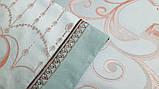 Постільна білизна сатин-жаккард FSM509 Євро Word of Dream, фото 4