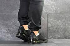 Мужские кроссовки Nike Air Max 270 текстиль,черные 44,46р, фото 3