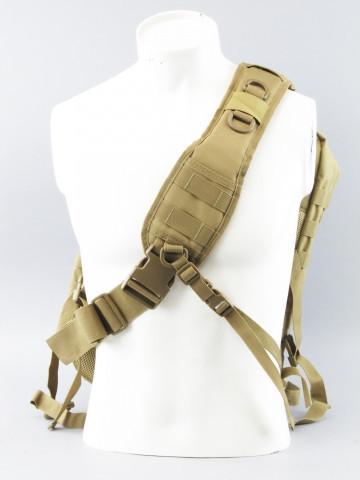 Туристический рюкзак 55л MilTec Commando Olive  (14027001)