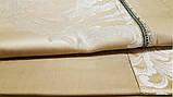 Постельное белье сатин-жаккард FSM512 Евро Word of Dream, фото 4