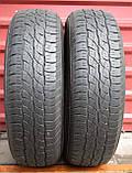 Шины б/у 215/70 R16 Bridgestone Dueler H/T 687, ЛЕТО, 5.5 мм, пара, фото 5