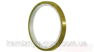 Кольцо безшумное плоское для карниза ø 19 мм  10 штук