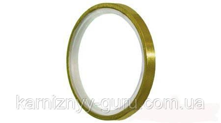 Кольцо безшумное плоское для карниза ø 19 мм