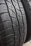 Шины б/у 215/70 R16 Bridgestone Dueler H/T 687, ЛЕТО, 5.5 мм, пара, фото 3