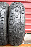 Шины б/у 215/70 R16 Bridgestone Dueler H/T 687, ЛЕТО, 5.5 мм, пара, фото 6
