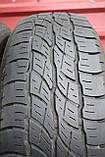 Шины б/у 215/70 R16 Bridgestone Dueler H/T 687, ЛЕТО, 5.5 мм, пара, фото 7