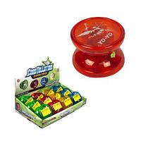 """Игра """"Йо-Йо"""", со светом (красное) 700-4"""