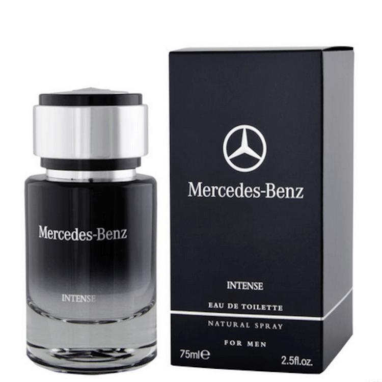 Оригинальный мужской аромат Mercedes-Benz For Men Intense