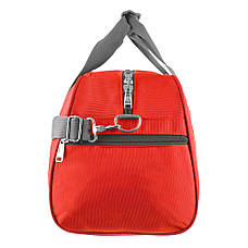 Дорожная сумка TONGSHENG 46х31х26 красная ткань оксфорд  кс99566кр, фото 2