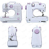 Швейная машинка SEWING MACHINE 505 (6 шт/ящ), фото 3