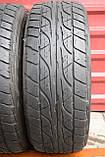 Шины б/у 235/60 R16 Dunlop GrandTrek AT3, ВСЕСЕЗОН, 5 мм, пара, фото 2