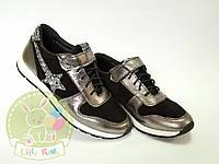 Стильные кожаные кроссовки на девочку подростковые. Размер 37,38,39 38