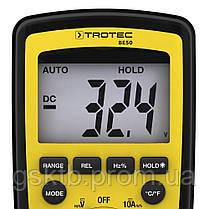 Мультиметр цифровой Trotec BE50 (Германия), фото 2