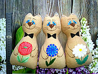 Котик ростової Позитив кавовий ароматизований
