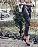 """Кожаные брюки """"Rock"""", фото 1"""