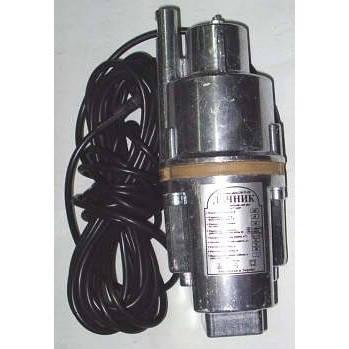 Вибрационный насос Дачник-2 с верхним забором воды 2 клапана