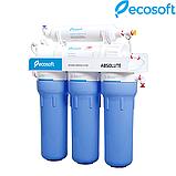 Фильтр обратного осмоса Ecosoft Absolute 5-50 (MO550ECO), фото 6
