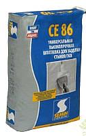 Шпаклівка тріщиностійка Semin CE-86 25 кг . (франція) Кращий аналог ніж Уніфлот