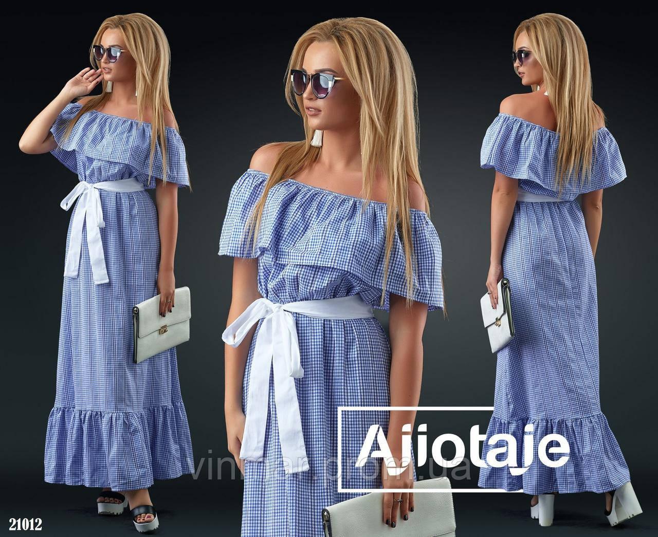 Платье - 21012