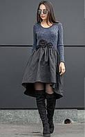 Женское модное платье - маллет, фото 1