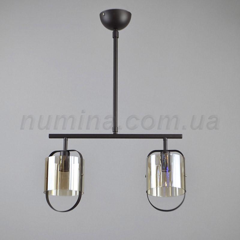 Люстра підвісна на дві лампи 14-2283/2KF
