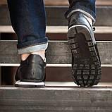 Мужские кроссовки South Flyxx black, классические замшевые кроссовки, мужские замшевые кеды , фото 7