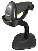 Б/у Сканер штрихкода Motorola Symbol LS-2208 с подставкой RS-232