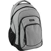Рюкзак Kite Education 700 г 44x31x15 см 27 л Серый
