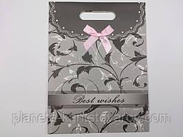 Пакет 24*32*10.5 картонний BL-FG-L024