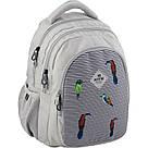 Рюкзак мягкий молодежный Kite Education K19-8001M-5, фото 2