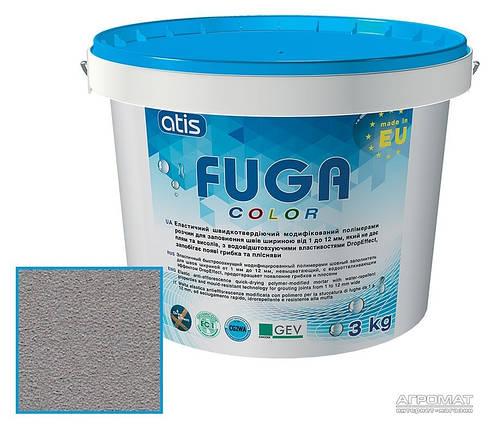 Затирка Atis Fuga Color A 112/3кг серый, фото 2