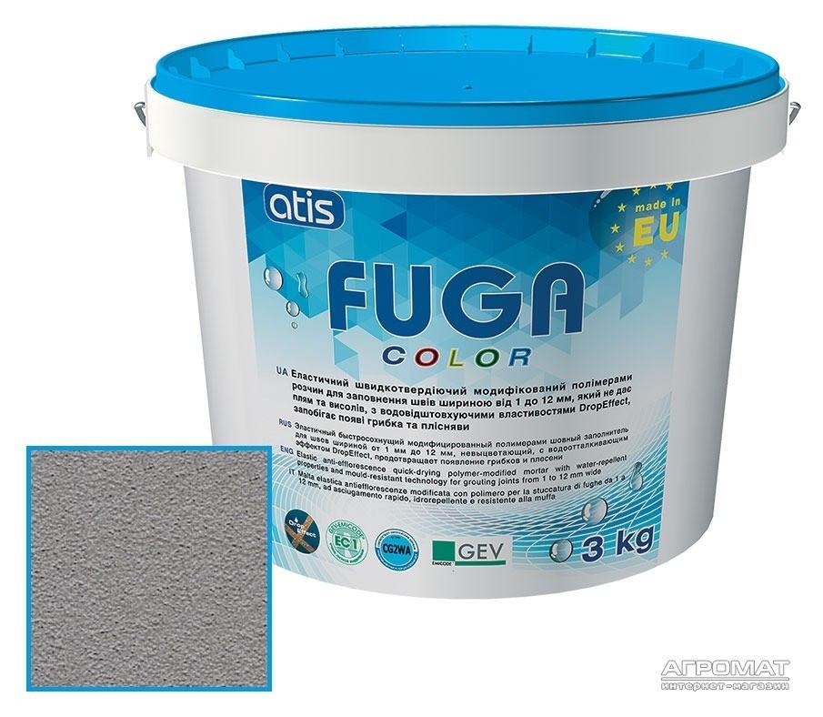 Затирка Atis Fuga Color A 112/3кг серый